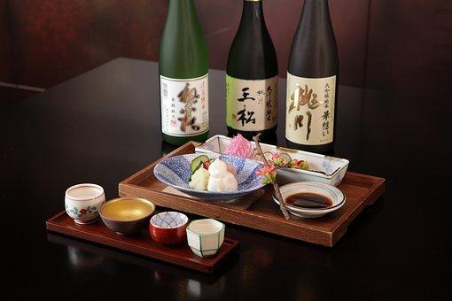 日本酒の賞味期限が切れ