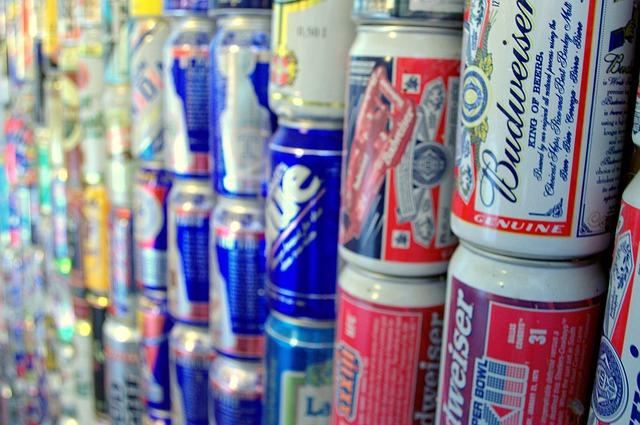 賞味期限切れの缶ビール