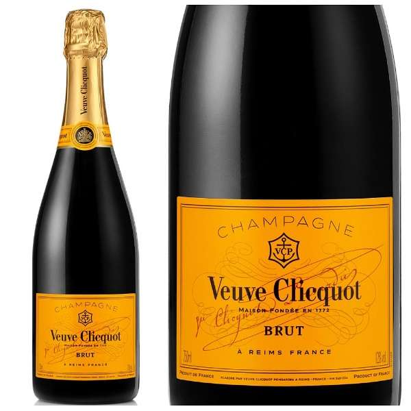 シャンパンヴーヴクリコの賞味期限
