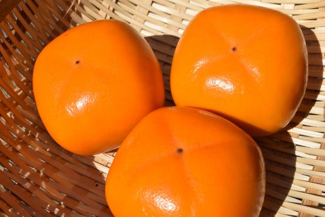 柿を冷蔵庫で保存