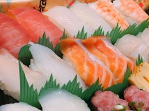 お寿司冷蔵庫保存