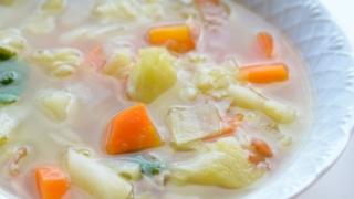 デトックススープは冷蔵庫で保存