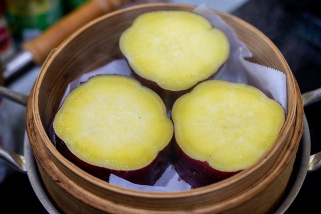 ふかし芋を冷蔵庫でおいしく保存する方法