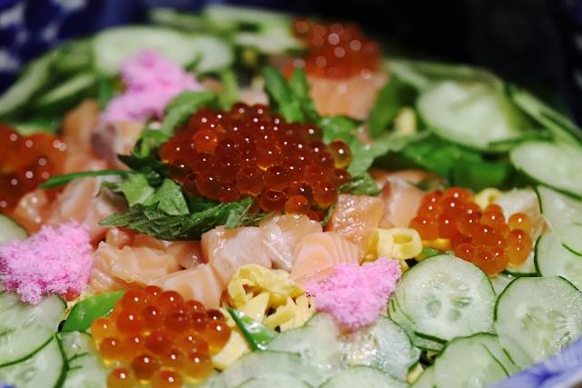 ちらし寿司冷蔵庫保存